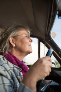 Older Drivers May Be At Risk