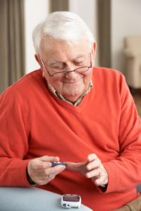 In Home Assistance For Elderly Near Oceanside Diabetes