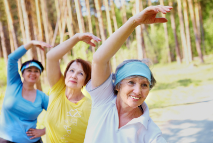 In-home care in Carlsbad - Physical activity lowers risk of Alzheimer's