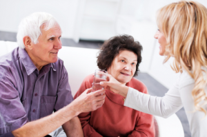 Home Health Care in Oceanside - Preventing Dehydration in the Elderly
