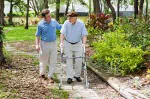Training Elderly Parents Near Encinitas