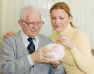 LTC Insurance Elderly Parents in Valley Center