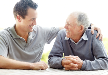 GCM Helping Male Caregivers