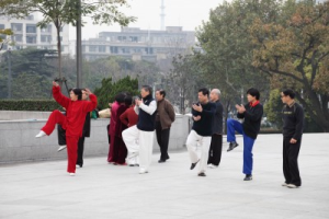 In-home Assistance for Elderly Vista Tai Chi