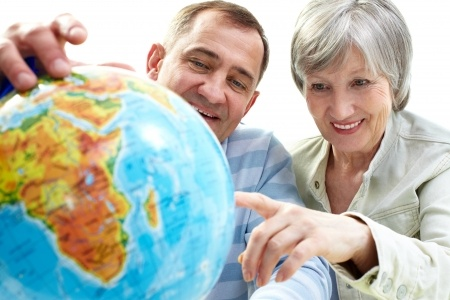 In-home Assistance for Elderly Traveling Alone