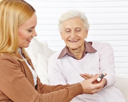 In-home Caregiver Rancho Bernardo Diabetes Cure
