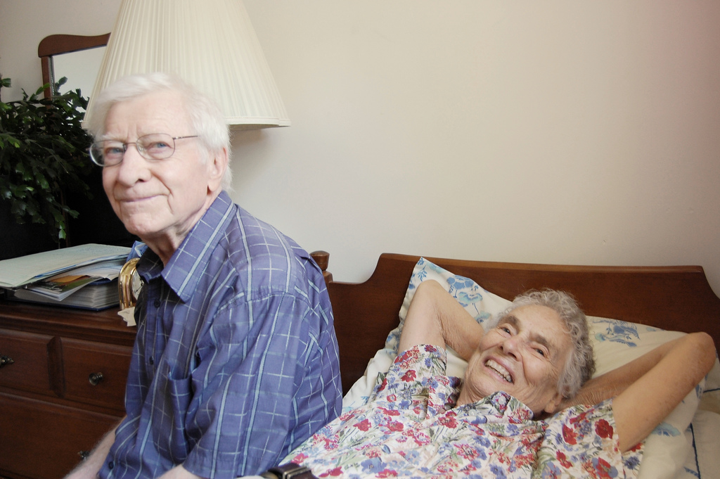 In-home Care Del Mar Laughing Benefits