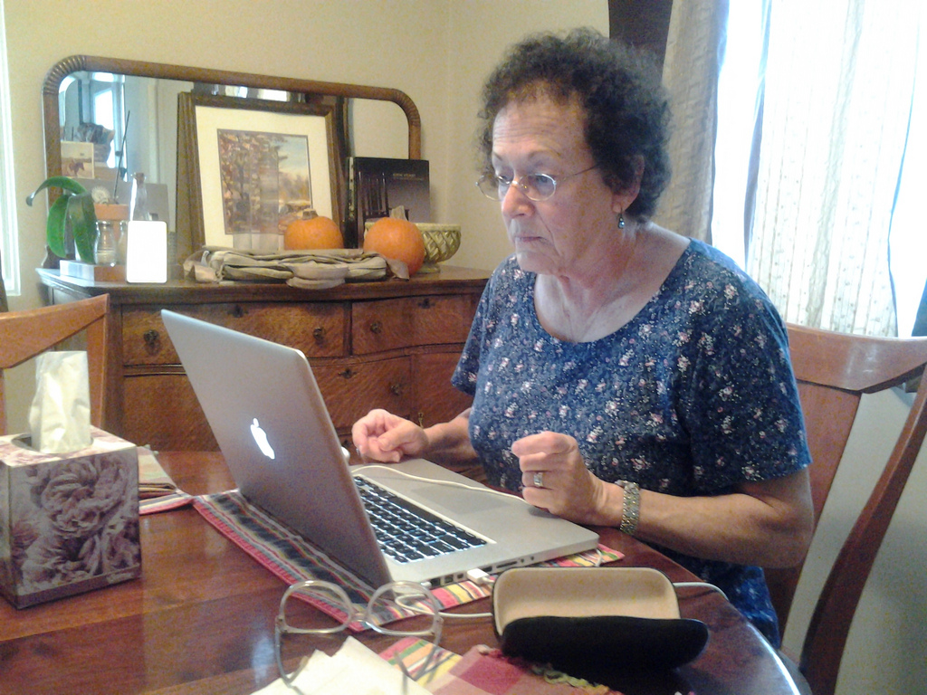 Assisting the Elderly With Technology