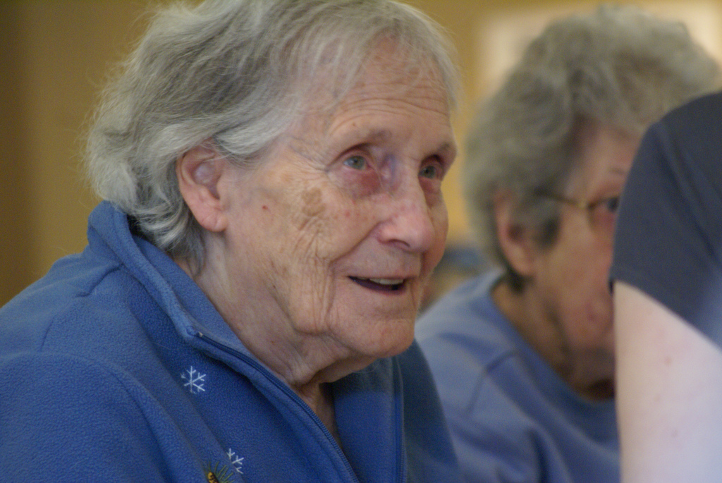 Know the Warning Signs of Elder Abuse